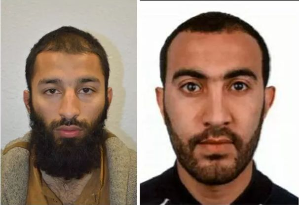 Attackers: Khuram Shazad Butt and Rachid