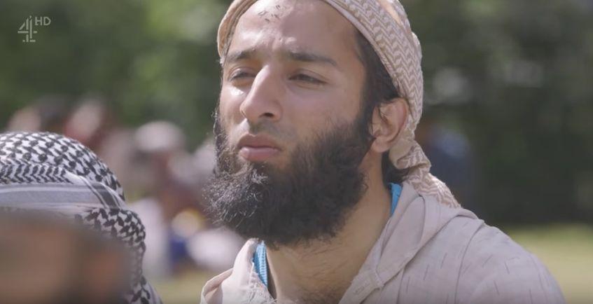 "Khuram Shazad Butt was part ofthe 2016 documentary""The Jihadis Next"