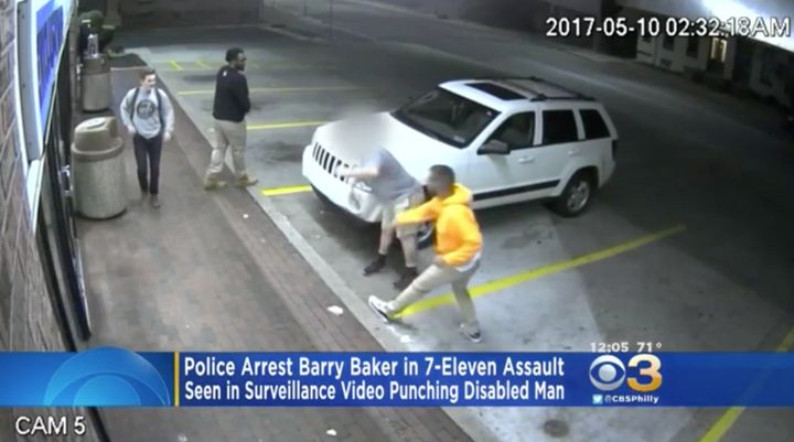 Arrest made in sucker punch of man with cerebral palsy