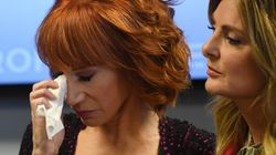 For Kathy Griffin, A Long Road To Redemption With No