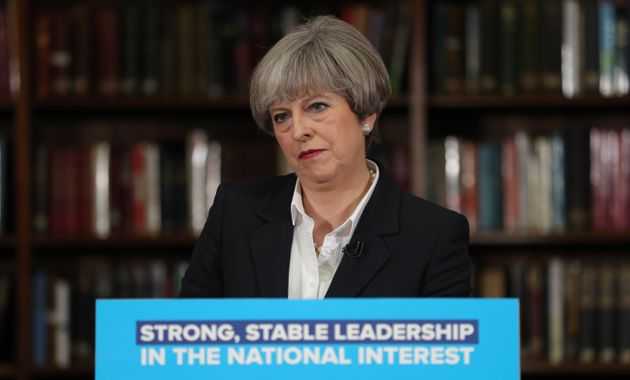 Theresa May has sought to emphasise her personal leadership in this