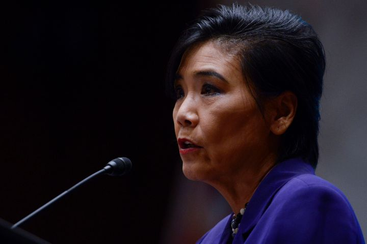 Rep Judy Chu Introduces Bill To Break Mental Health Stigma Among