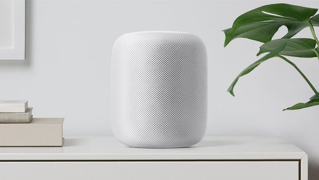 Apple unveils its first new product in years with its 'HomePod' speaker
