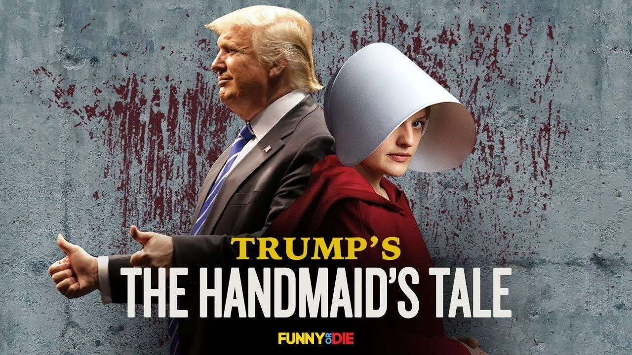 Donald Trump Is Now In 'Handmaid's Tale', And He Fits In