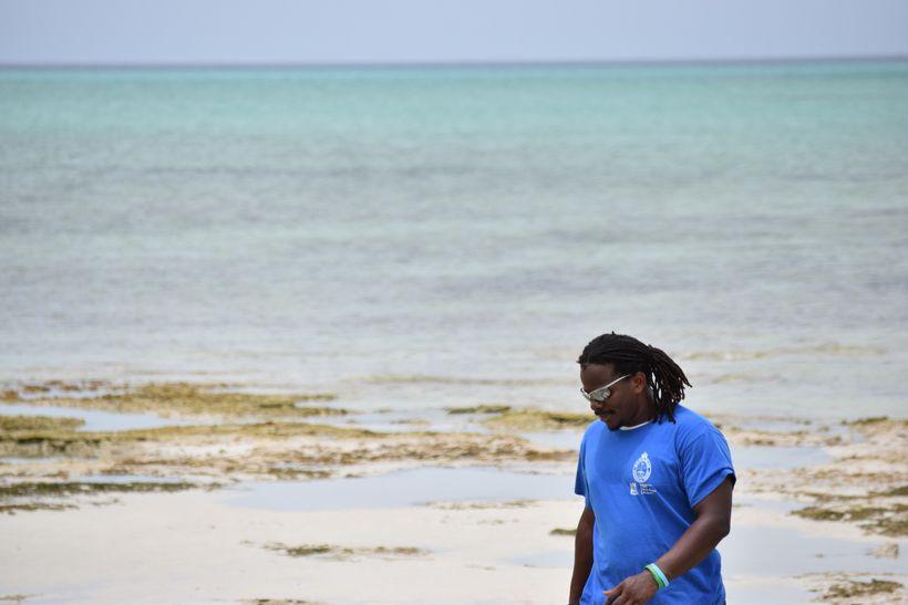 Scott Johnson, Science Officer, Bahamas National Trust