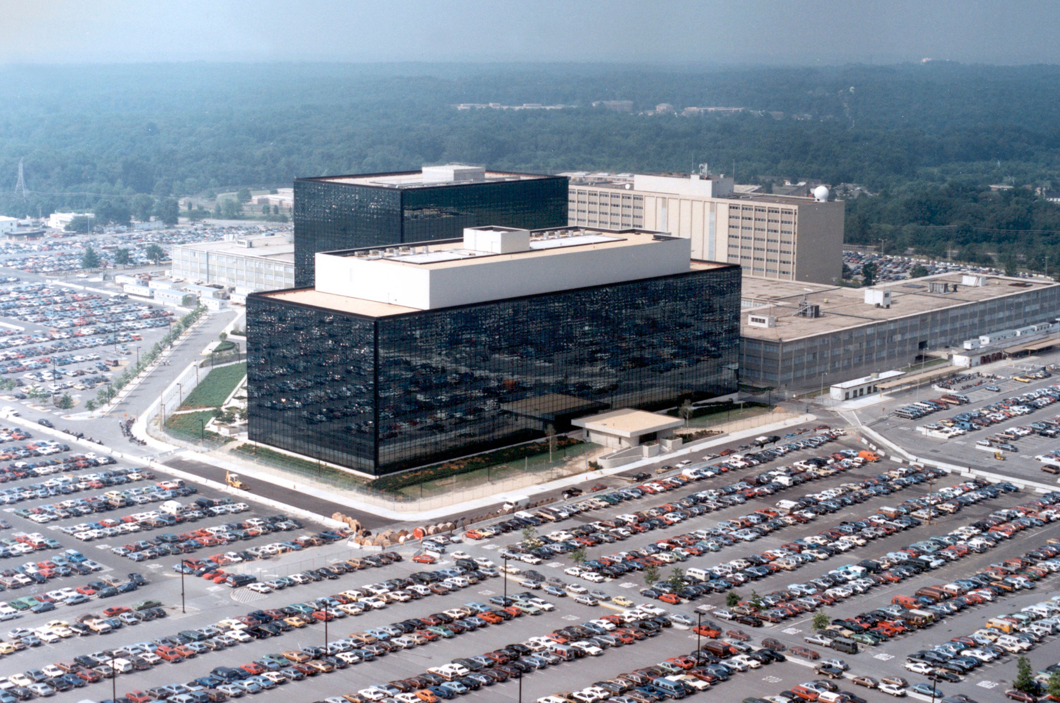 The National Security Agency, headquartered in Fort Meade, Maryland, determined that six people had printed the lea
