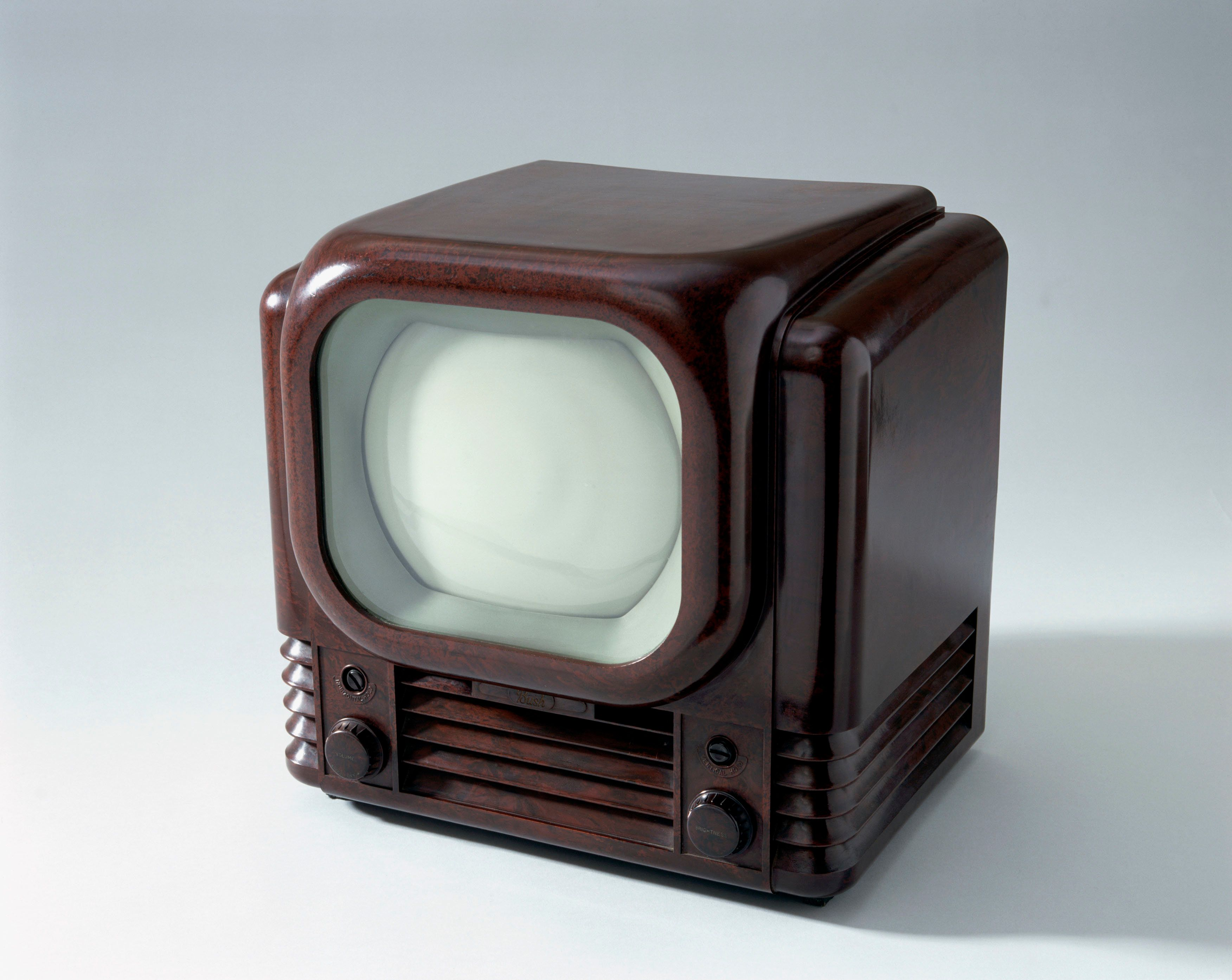 Before 4K, HD And Even LCD There Was