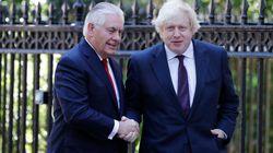 Boris Johnson Says 'No Reason' To Cancel Trump's UK State