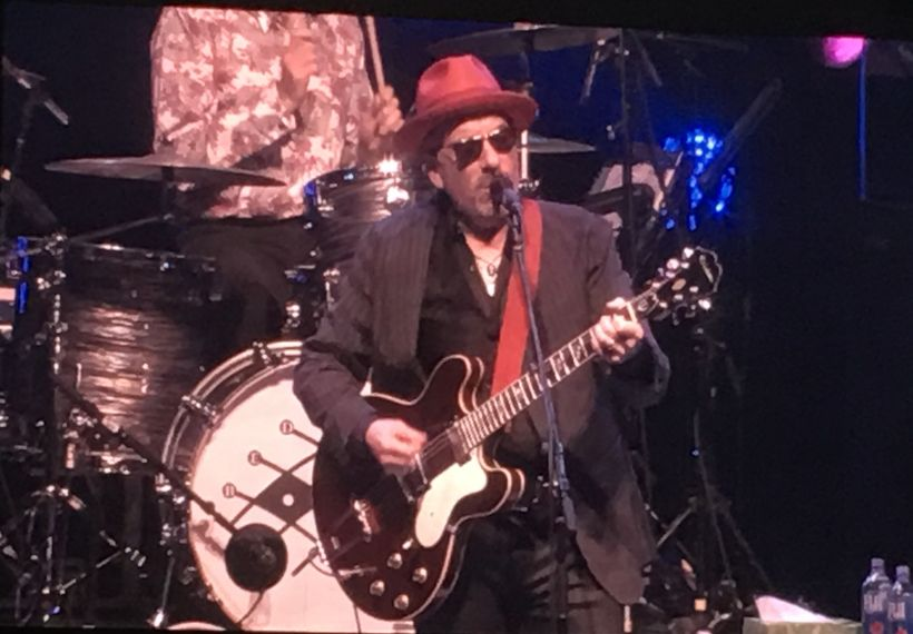 Elvis Costello at the Greek Theater, June 4th, 2017