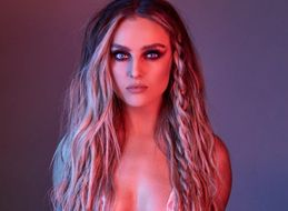 Perrie Edwards Inspires Fans To Love Their Scars With Body Confident Photo