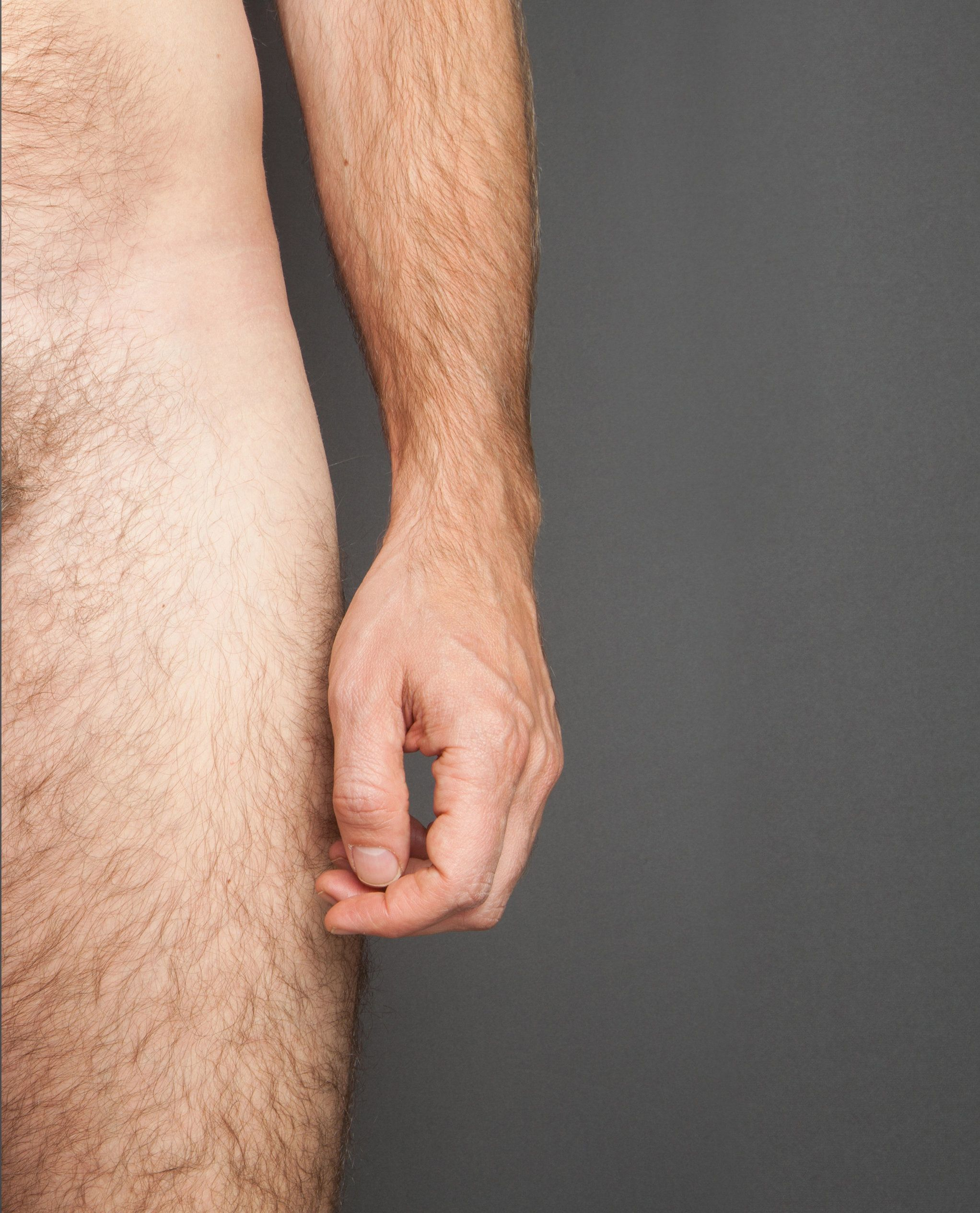 100 Guys Had Their Penises Photographed To Show The 'Bare Reality' Of Being A