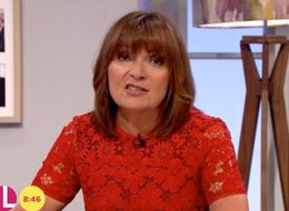 Lorraine Kelly Fights Back Tears While Reporting On Funeral Of Manchester Bombing Victim Eilidh Macleod