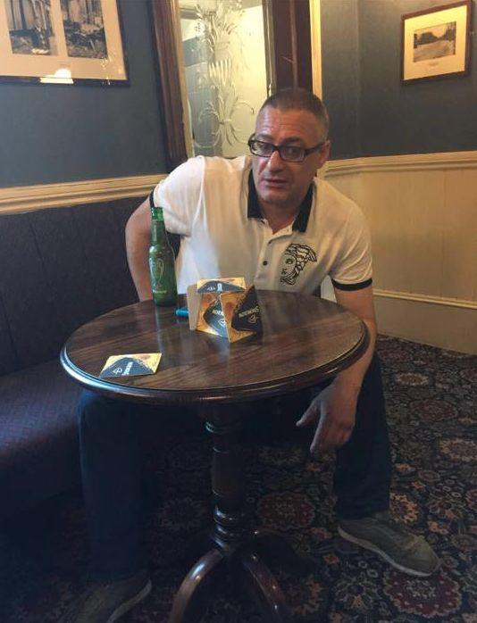 Roy Larner was stabbed eight times by the jihadis after he tried to protect his fellow
