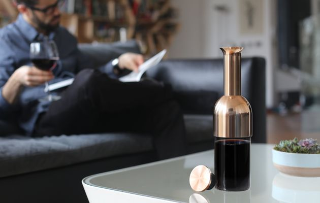 This Genius Invention Keeps Wine Fresh For A