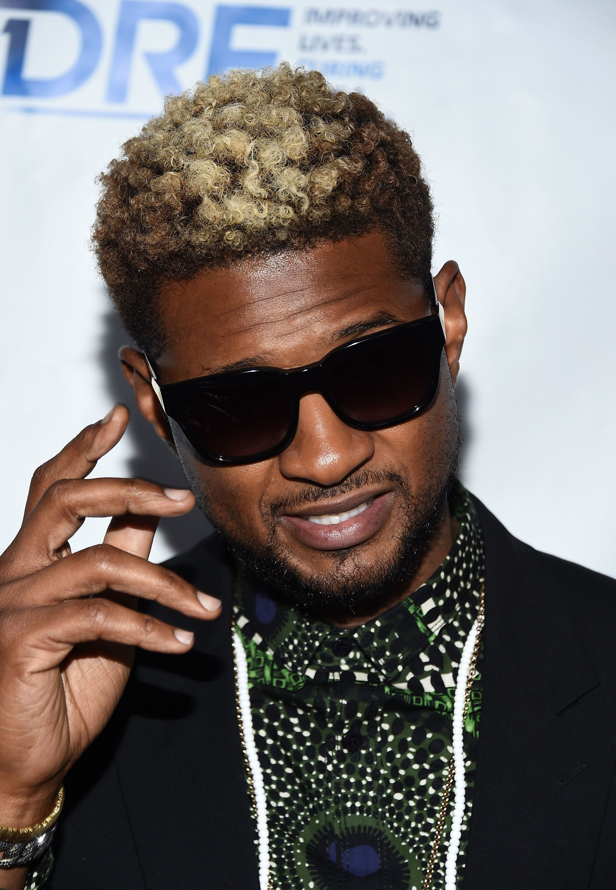 Usher Explains Absence From One Love Manchester