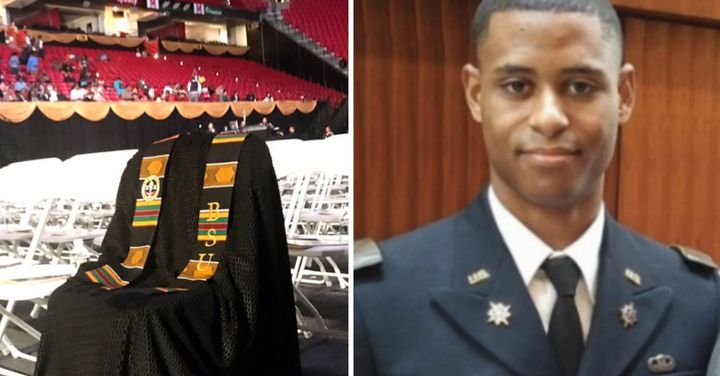 Richard Wilbur Collins III, 23, was a senior at Bowie State University and was set to graduate on May 23. He was recently com