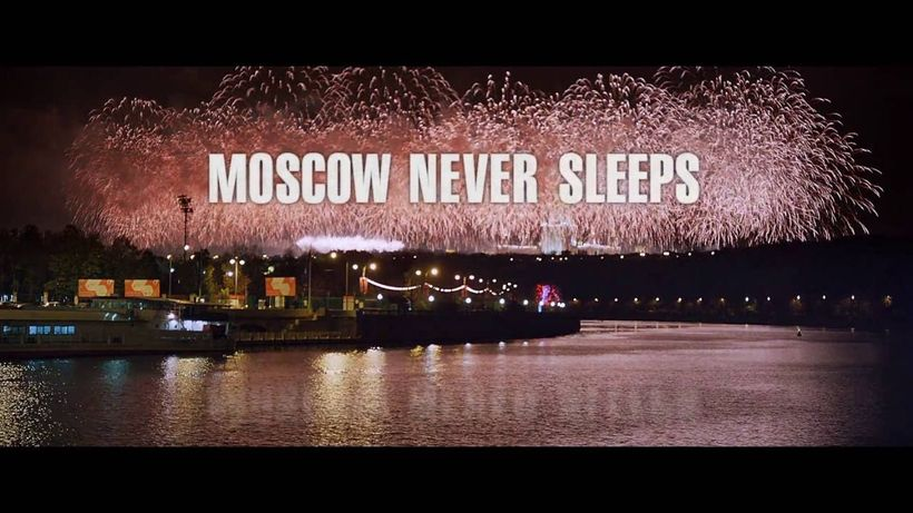 <em>Moscow Never Sleeps</em> explores contemporary Moscow and the intimate lives of five people.