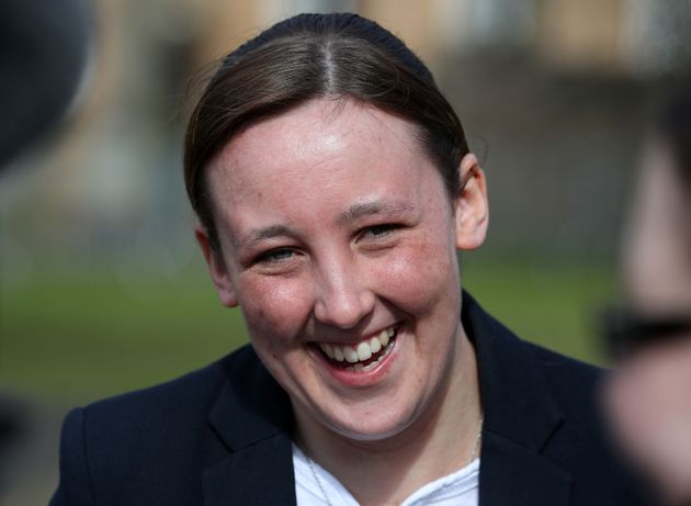 Mhairi Black became the youngest MP for 350 years when she was elected in