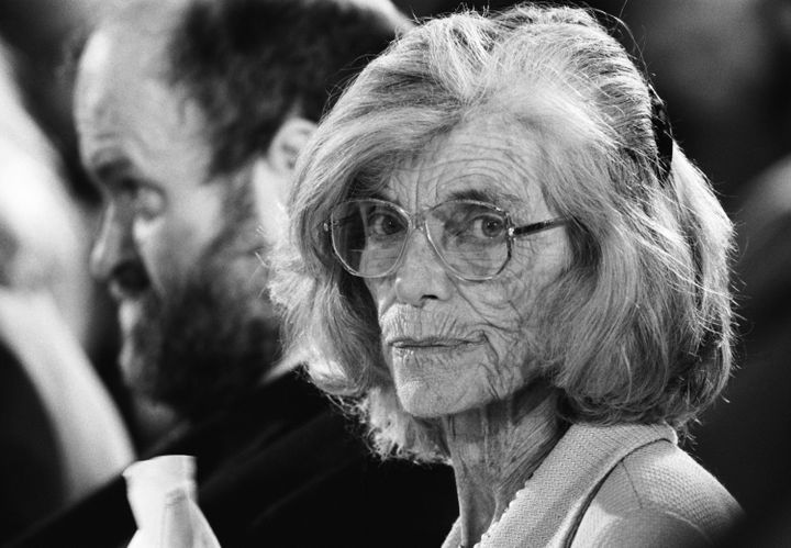 Eunice Kennedy Shriver dedicated her life to empowering those with mental and physical disabilities.