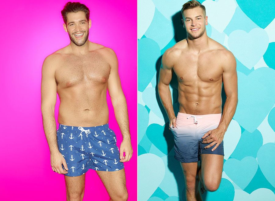 'Love Island Welcomes New 'Boy Bombshells' Chris Hughes And Johnny
