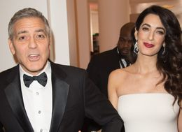 Amal Clooney Has Given Birth To Twins, A Boy And A Girl