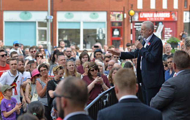 Steve Coogan Backs Jeremy Corbyn As He Prepares To Speak At Labour