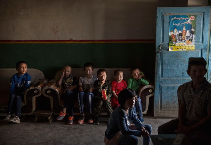 In the officially atheist China, ethnic Uyghurs are subjected to restrictions on religious and cultural practices that are im