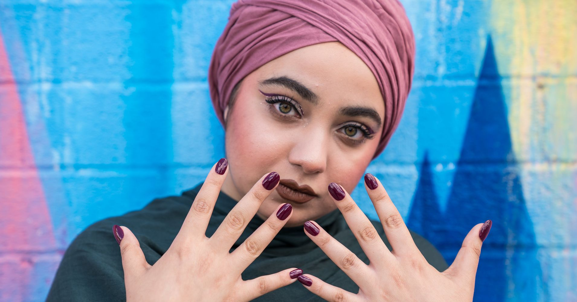 An American Beauty Brand Just Released A Line Of Nail Polish For Muslim Women Huffpost