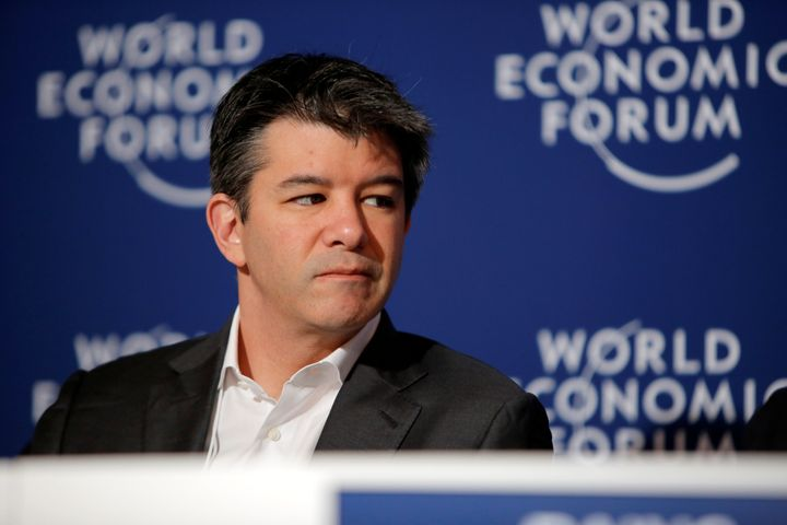 """Uber CEO Travis Kalanick <a href=""""http://fortune.com/2017/02/22/uber-ceo-company-culture-sexual-harassment/"""" target=""""_blank"""">"""