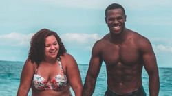 Couple's Bathing Suit Photo Is Going Viral For An Inspiring