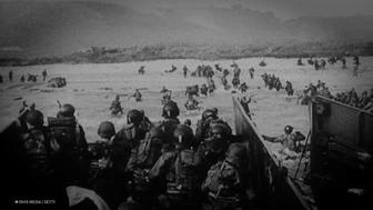 Its been 73 years since Allied forces stormed the beaches of Normandy France