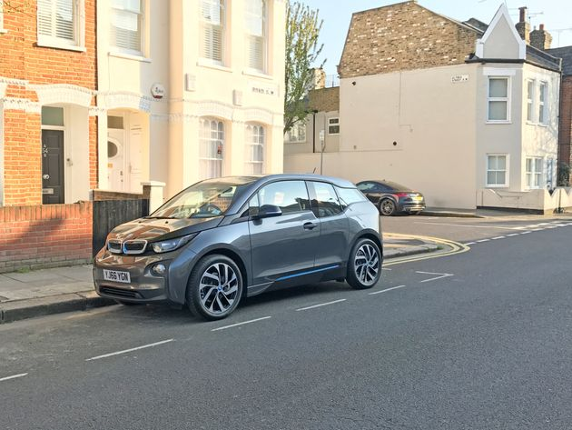 Bmw I3 Diary How Easy Is It To Own An Electric Car Huffpost Uk