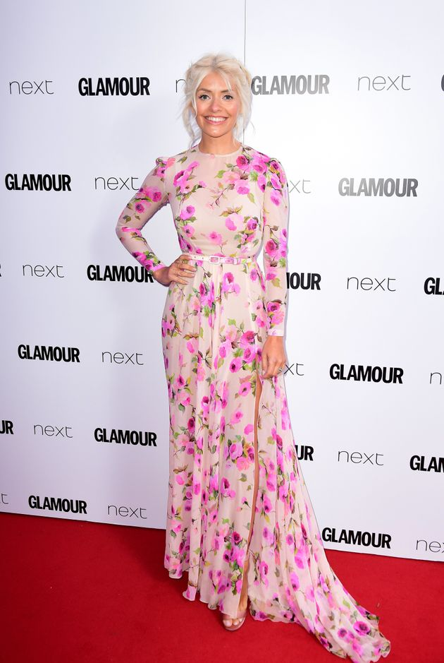 Holly Willoughby attending the Glamour Women of the Year Awards 2017 in association with Next, Berkeley...
