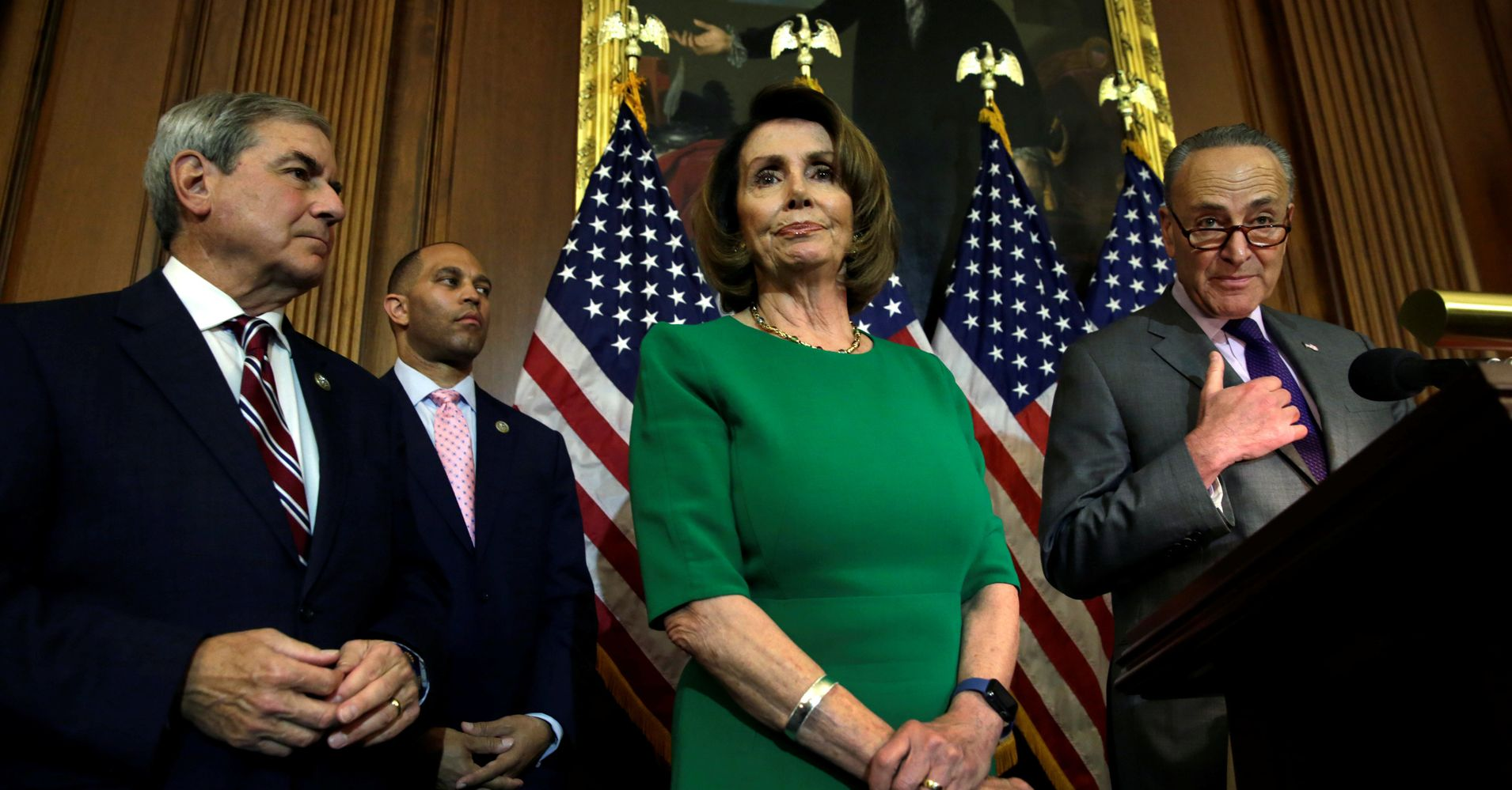 Democrats Have A Growing Edge Over GOP In Party Affiliation