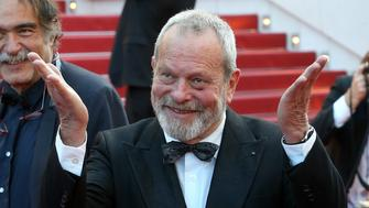 CANNES, FRANCE - MAY 17: Terry Gilliam attends the 'Julieta' premiere during the 69th annual Cannes Film Festival at the Palais des Festivals on May 17, 2016 in Cannes, France.  (Photo by Danny Martindale/FilmMagic)