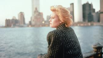 American actress Melanie Griffith on the set of Working girl directed by German-born American Mike Nichols. (Photo by Sunset Boulevard/Corbis via Getty Images)