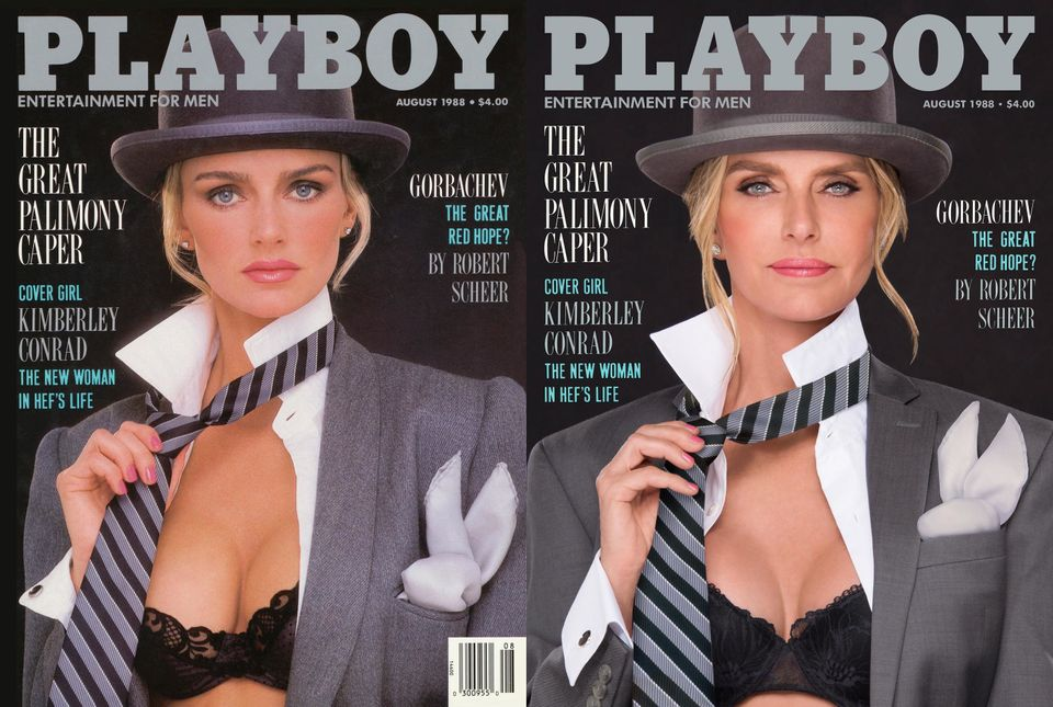 <i>Playmate of the Year 1989, January Playmate 1988</i>