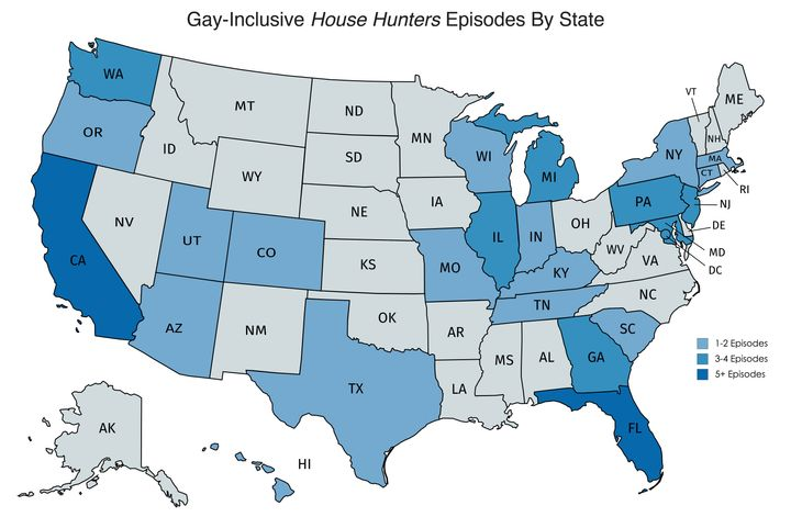 Just How Gay Is 'House Hunters'? | HuffPost