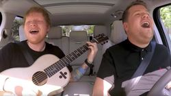 Ed Sheeran's 'Carpool Karaoke' Is Everything We Hoped