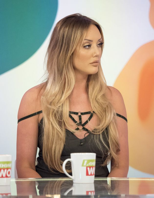 Charlotte says 'Loose Women' was the worst day of her