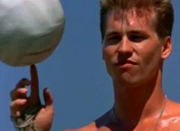 Relax, People. Tom Cruise Has Promised There WILL Be Volleyball In 'Top Gun 2'