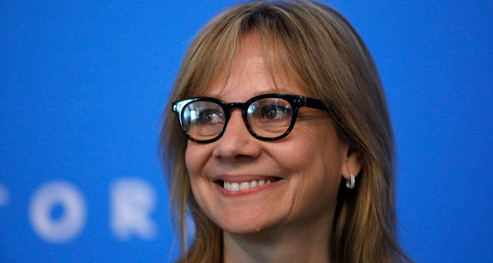 General Motors CEO Mary Barra is the top-ranking woman on the Fortune 500 list released Wednesday.