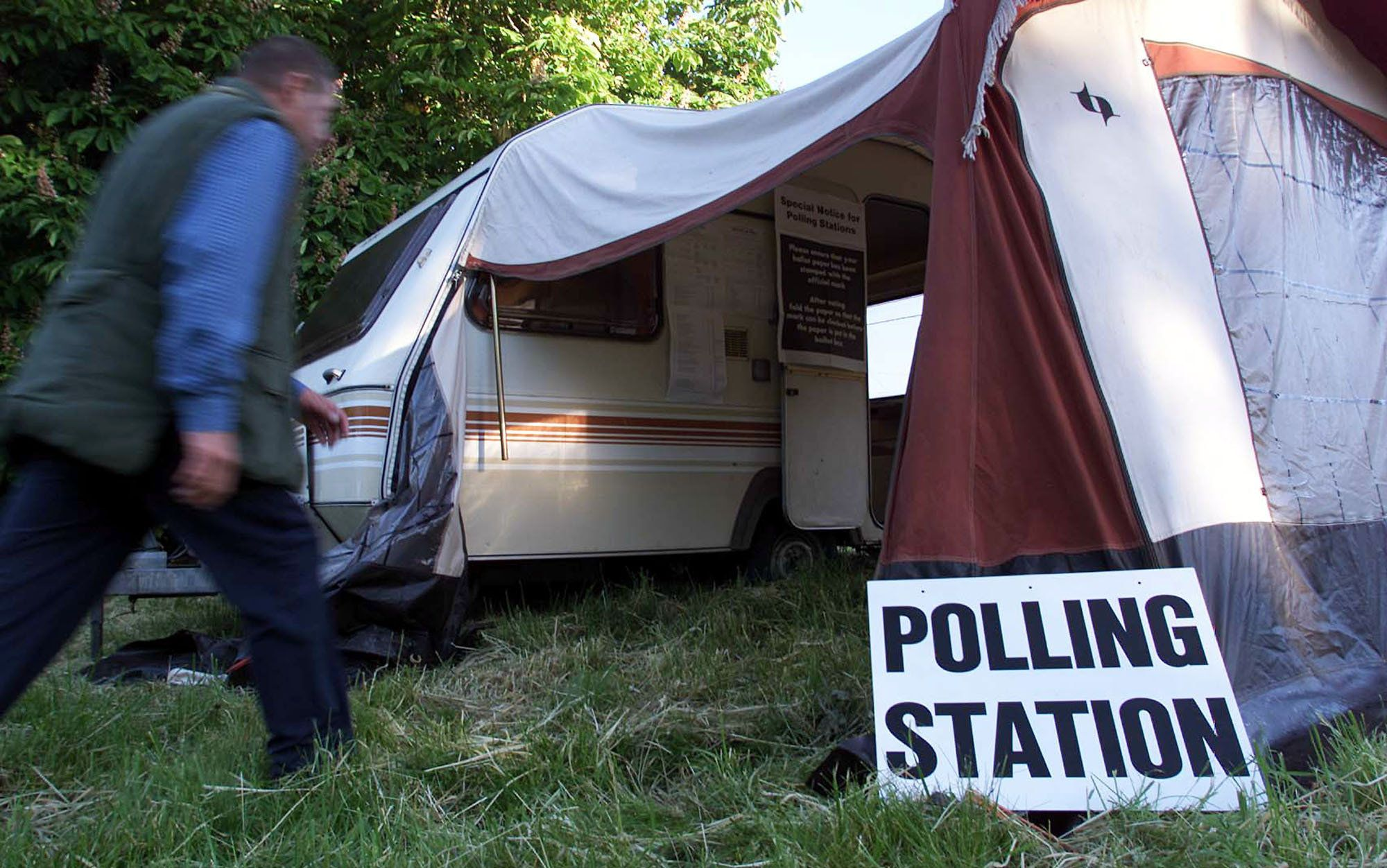 It's easy to find your nearest polling