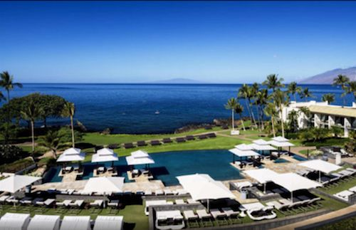 You can use your Marriott points for hotel stays in Hawaii.