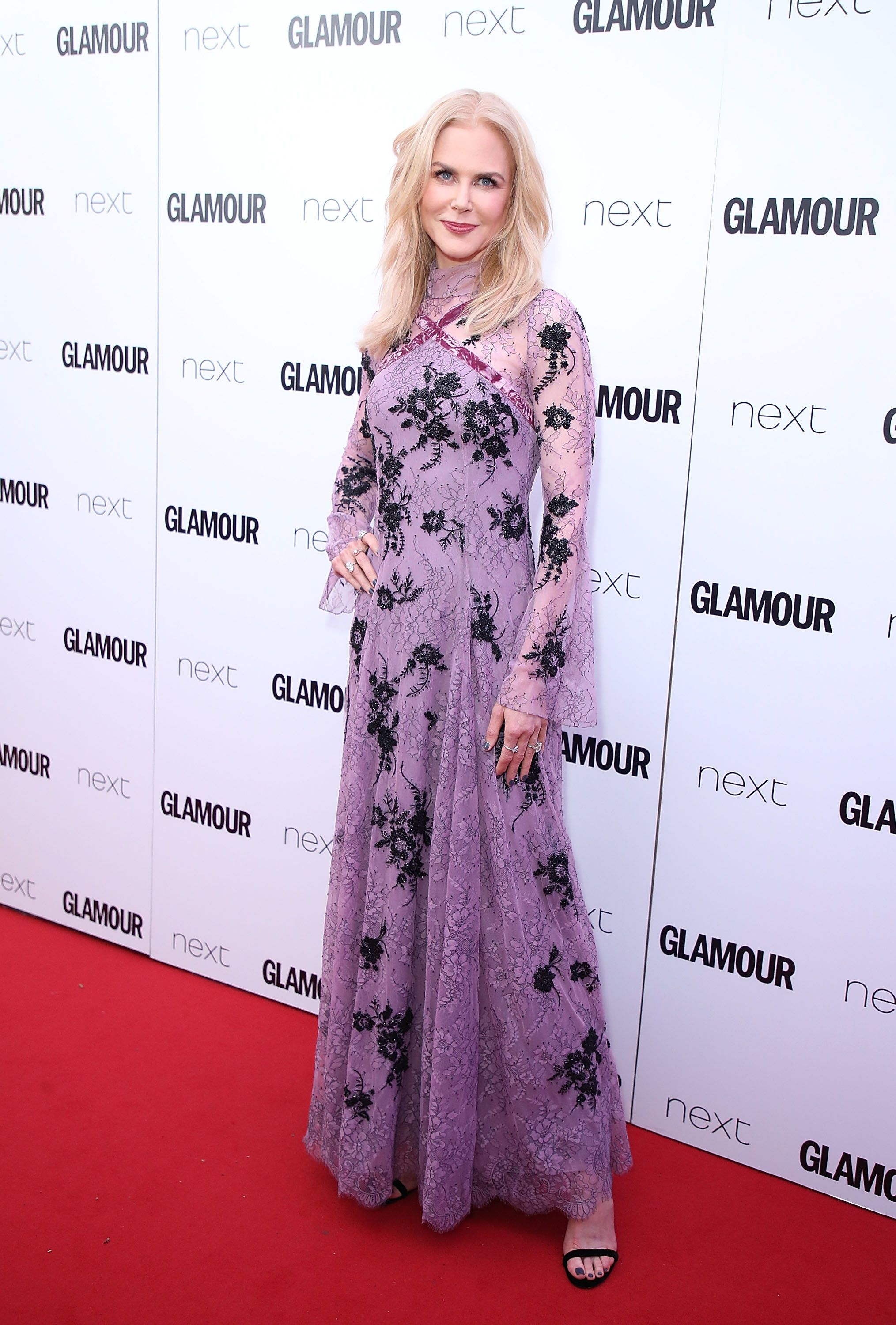All The Best Red Carpet Looks From The Glamour