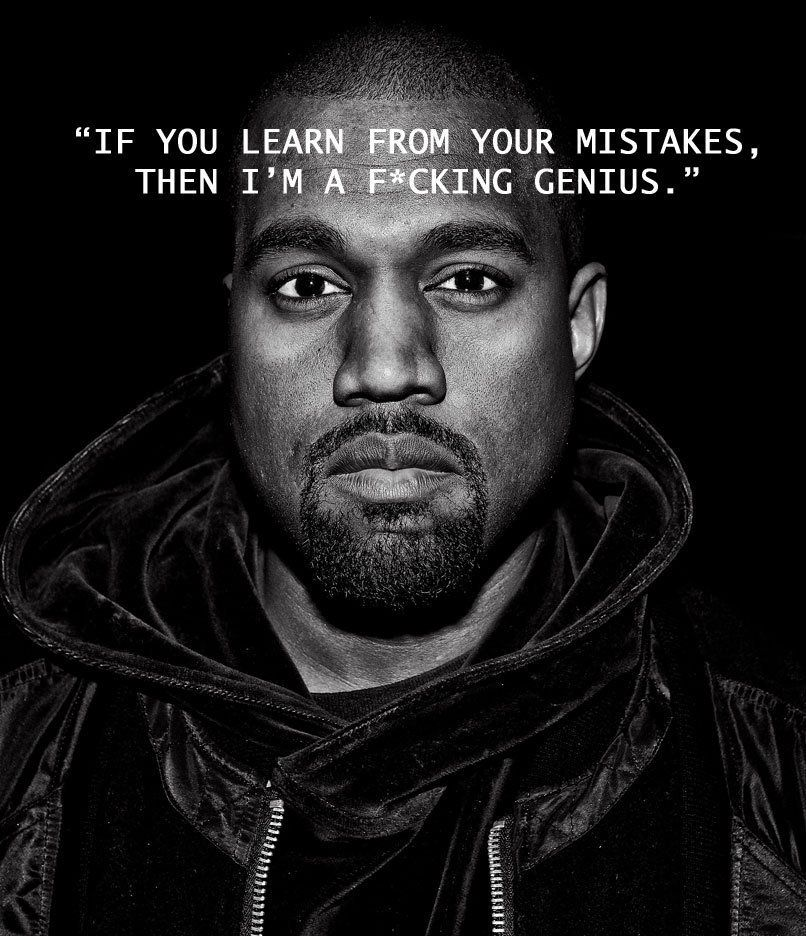 These Kanye West Quotes Are A Lesson In