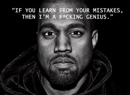 These Kanye West Quotes Are A Lesson In Self-Belief