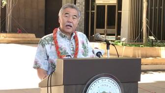 Hawaiian Gov David Ige signed new bills into law on Tuesday that adhere to the Paris Climate Accord
