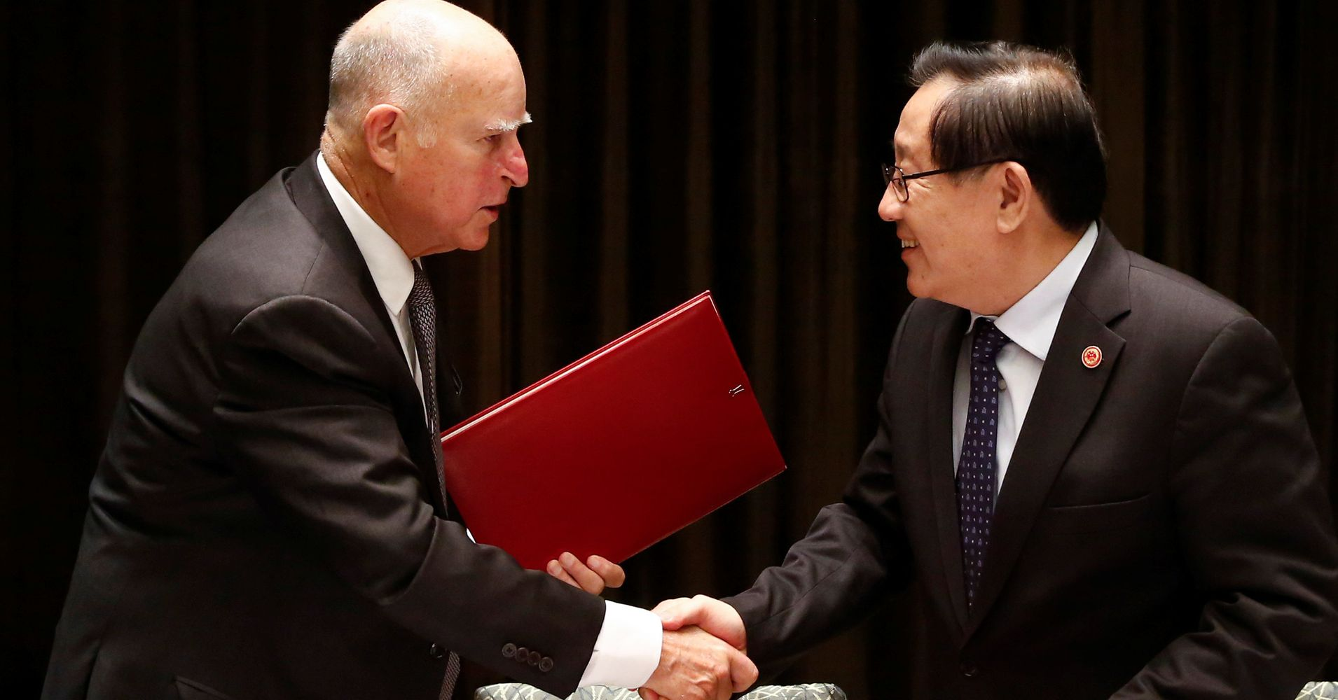 As Trump Bails On Paris Accord, China Turns To A Different Climate Ally: California