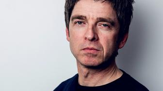 LONDON, ENGLAND - FEBRUARY 11:  Noel Gallagher Co-Hosts a special show for absolute radio with Matt Morgan at Absolute Radio on February 11, 2016 in London, England.  (Photo by John Phillips/Getty Images)